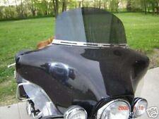 "10""Dark Tint Windshield Harley Touring  Street Glide Electra Glide Ultra Classic"