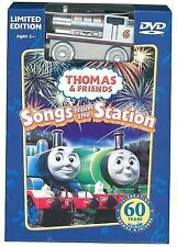 Limited Edition Thomas and Friends Songs from the Station with Wooden Train Bonu