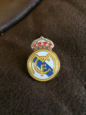 REAL MADRID Spanish Football Club Crest Enamel Pin Badge Butterfly Clasp