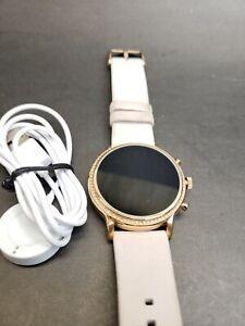 Fossil Gen 5 Julianna Stainless Steel Touchscreen Smartwatch DW10F1 FTW6054
