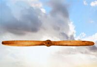 Flugzeugpropeller etwa 170cm lang massiv, Holz mit Fehlern Dekoration Geschenk