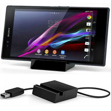 Genuine SONY EXPERIA Z ULTRA Mobile DOCKING STATION original cell phone charger