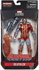 Deathlok - Marvel Legends Deadpool Sasquatch BAF Series by Hasbro