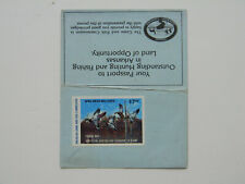 1989-90 Arkansas Complimentary Hunting License w/ 1989 state duck stamp