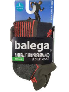 Balega Blister Resist No Show Running Socks - Green Pepper Size L