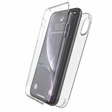 iPhone XR 360 Gel Cover. Front and Back 360 Case. Fully Shockproof