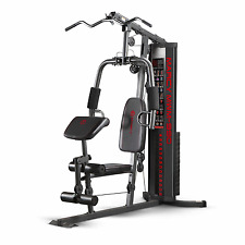 Marcy 150-Pound Home Gym Exercise Fitness Workout Equipment Weights Training NEW