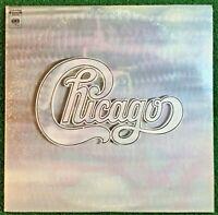 Chicago II Original Album 2 x Vinyl Double LP Columbia Records Pressing KGP24