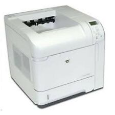 HP LaserJet P4014DN Low Pages Counts w/ toner too!  CB512A
