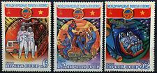 Russia 1980 SG#5019-21 Soviet-Vietnam Space Flight MNH Set #D54673