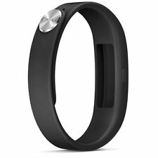 Sony SmartBand 2 SWR12 Activity Tracker Intelligent Heart Rate Monitor - Black