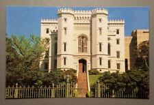 The Old State Capitol, Baton Rouge, Louisiana Postcard