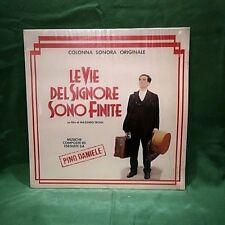 PINO DANIELE LE VIE DEL SIGNORE SONO FINITE LP 33 giri - MASSIMO TROISI 1988
