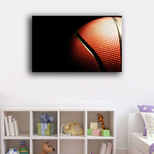 40×60×3cm Framed Canvas Prints Large Basketball Wall Art Home Decor Painting
