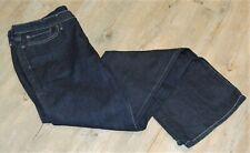 Levis 479 Ladies Dark Wash Slight Curve Boot Cut Jeans  - W33 L33