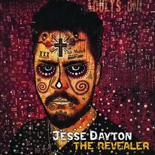 JESSE DAYTON CD - THE REVEALER (2016) - NEW UNOPENED - COUNTRY - BLUE ELAN