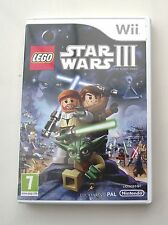 Lego Star Wars 3 Wii Pal
