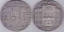 Medaille Bulgarien Plovdiv, etwa 116 Gramm & 60 mm, sehr schwer aber nicht magne