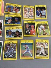 1991 Nolan Ryan Fleer BASEBALL CARDS LARGE LOT