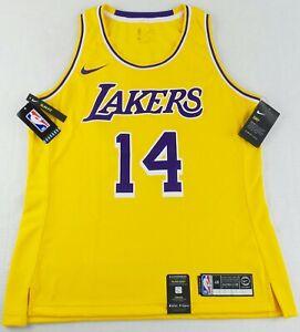 Authentic Nike Los Angeles Lakers Brandon Ingram Basketball JerseySize Womens XL