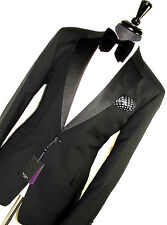 BNWT LUSSO Da Uomo Paul Smith IL Westbourne Cena Smoking Slim Fit Suit 44r w38