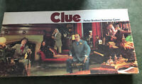 CLUE Classic Detective Board Game 1972 by Parker Brother Vintage