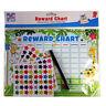Children's Educational Animal Good Behaviour Reward Chart 6pc & Stickers and Pen