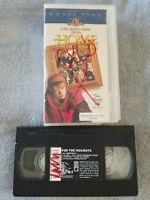 Home for the Holidays (1995) - VHS Tape - Comedy -Holly Hunter-Robert Downey Jr.