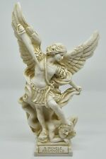 Arcangelo Michele Large 37cm BRONZATO ornamenti Nemesis Now-Nuovo con Scatola-CONSEGNA GRATUITA