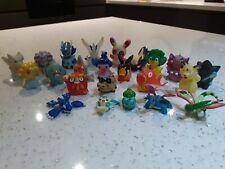 Nintendo Pokemon Figures Bandi & Tomy Large Bundle