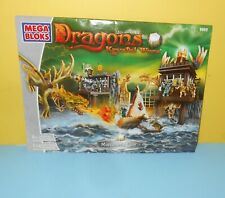 MEGA BLOKS Dragons Krystal Wars (9885) MARAUDER'S CLIFF Instructions Only