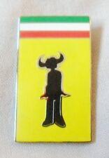Jamiroquai 'Traveling Without Movement' enamel badge.Jay K,soul,Funk,Tickets