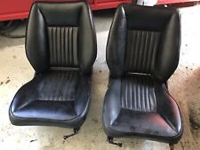 Fiat Dino coupe front seats