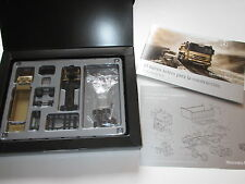 Mercedes Actros 3341 benne xJack camion of the Year 2009, Kit Kit 1:87 h0!