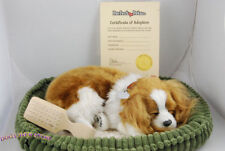 Cavalier King Charles Perfect Petzzz Life Like Stuffed Animal Breathing Dog