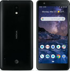 Brand New Nokia 3.1 A 32GB 2GB RAM TA1140 UNLOCKED (BLACK)