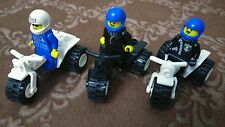 Lego Set 9293 Figures workers worker set police diver space & accessories & more
