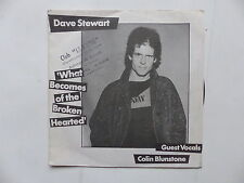 DAVE STEWART What becomes OF THE BROKEN HEARTED 101458