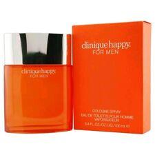 Happy by Clinique, 3.4 oz Cologne Spray for Men