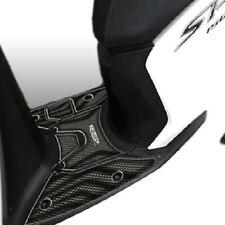 Cover pedana con design carbon look e logo Honda SH 125/150