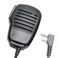 High Quality KMC-25 2 pin Speaker Microphone For Kenwood BaoFeng UV-5R UV-6R MIC