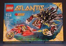LEGO® ATLANTIS™ Set 8079 SHADOW SNAPPER Limited Edition NIB SEALED + Minifigure!