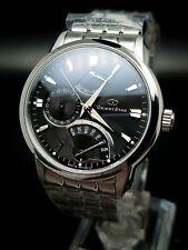 Orient Star Retrograde Power Reserve Black SDE00002B0 Automatic Men's Watch