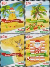 Tokelau 478-481 (completa edizione) MNH 2015 Natale