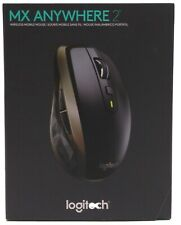Logitech MX Anywhere 2 Wireless Mobile Mouse (Black) 910-004373