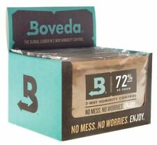 Boveda B72-60-OWC 60gm RH Retail Cube Humidifier - 12 Pieces