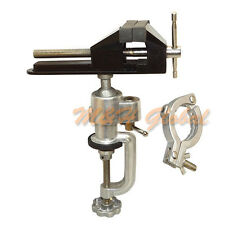Heavy Duty Portable Table Vice with Drill Clamp