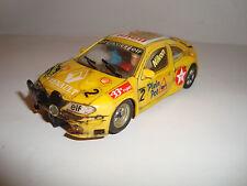 coche slot scalextric renault megane rally torrelavega
