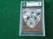 BARRY SANDERS 1997 ABSOLUTE PACKED #16 GRADED CARD