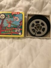 BUGS BUNNY in A WLD HARE, vintage SUPER 8 HOME FILM (Very Rare) (1940)